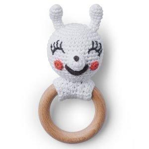 Littlephant Nina Crochet Helistin Valkoinen