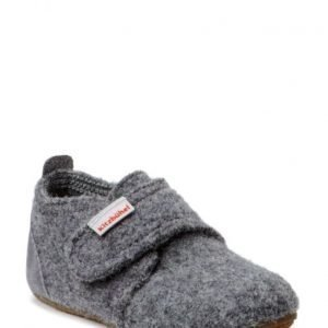 Living Kitzbuhel Baby Shoe With Velcro Velourleather