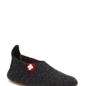 Living Kitzbuhel Slipper With Swiss Cross