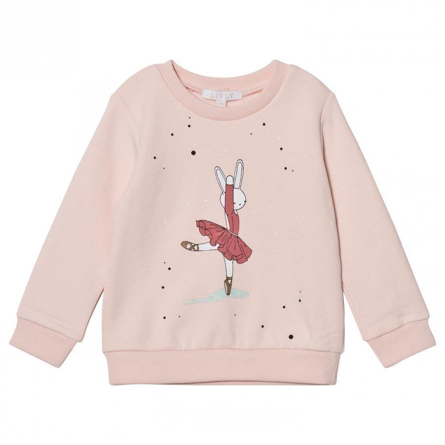 Livly Ballerina Bunny Sweatshirt Kauluspaita