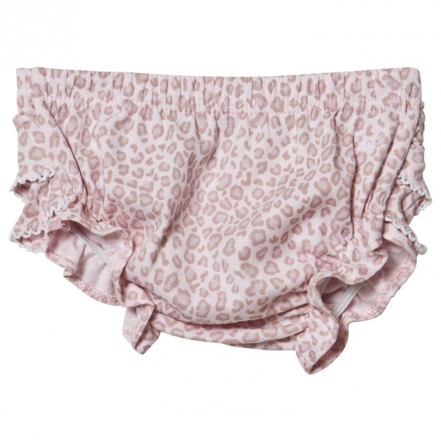 Livly Bloomers Pink Leo Vauvan Alushousut