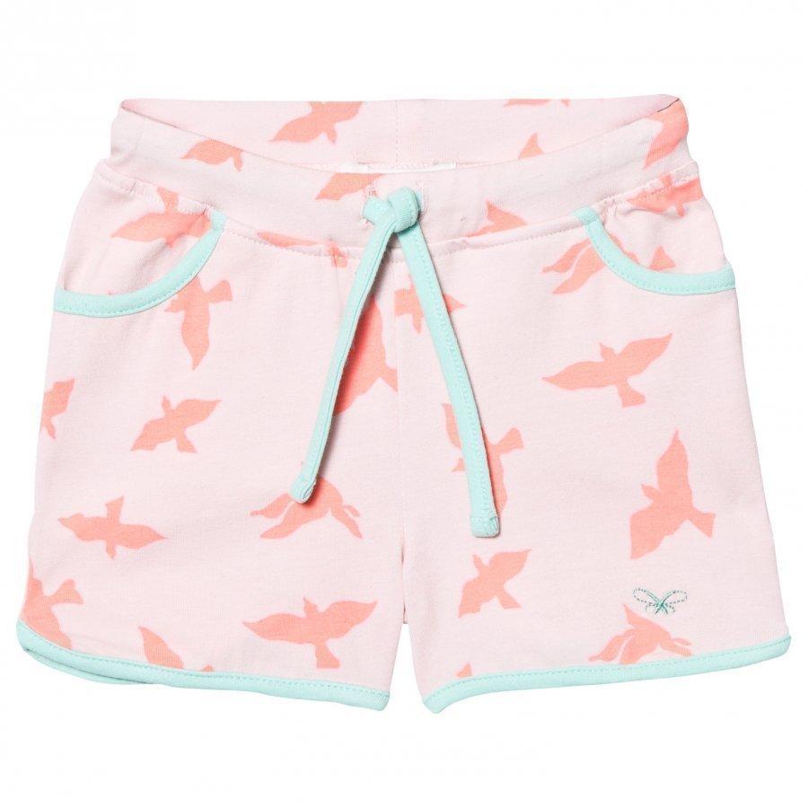Livly College Shorts Pink Luna Oloasun Shortsit