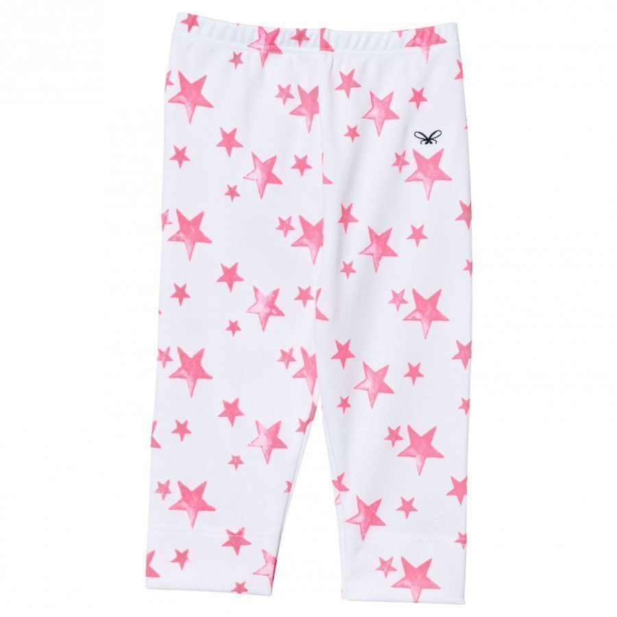 Livly Leggings Hot Pink Stars Legginsit