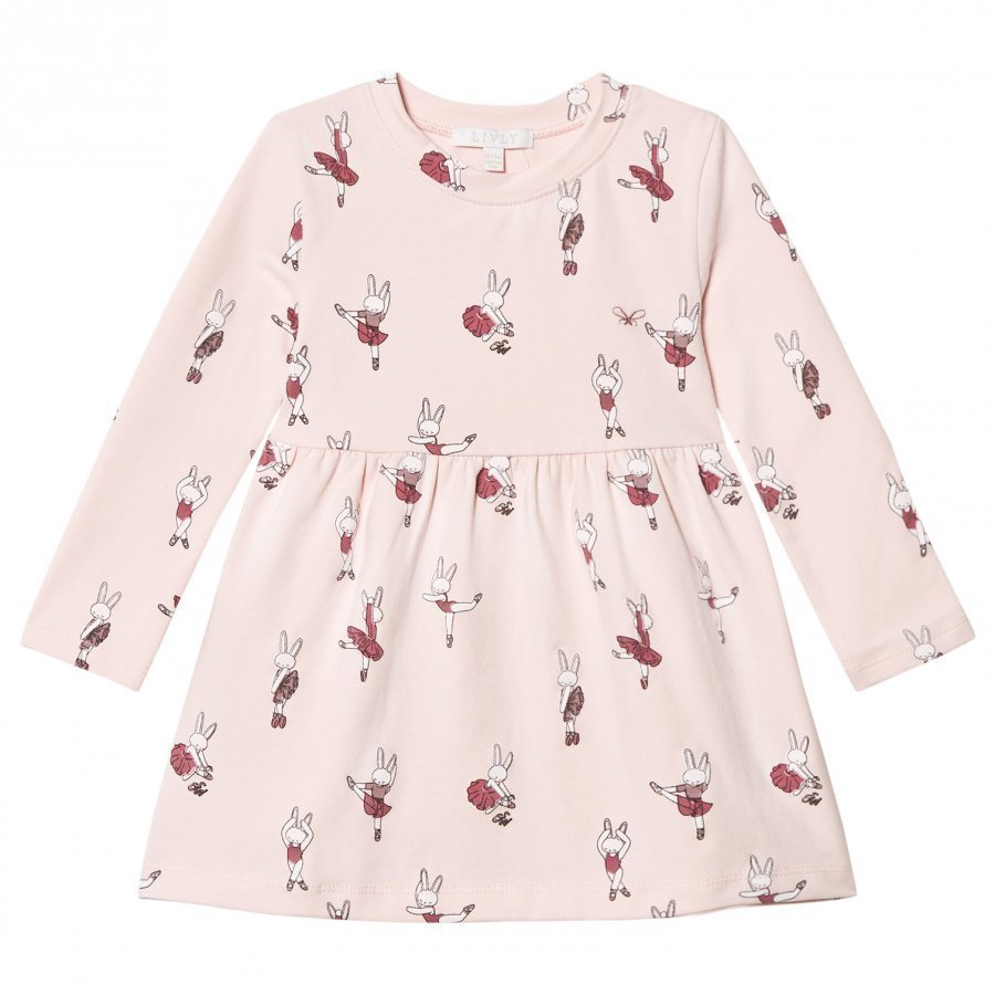 Livly Lotta Dress Ballerina Bunny Mekko