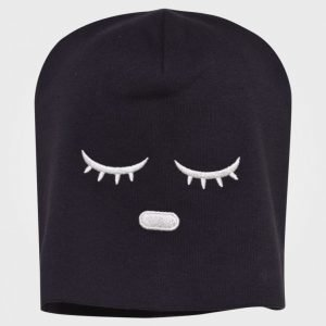Livly Lou Hat Sleeping Cutie Black Pipo