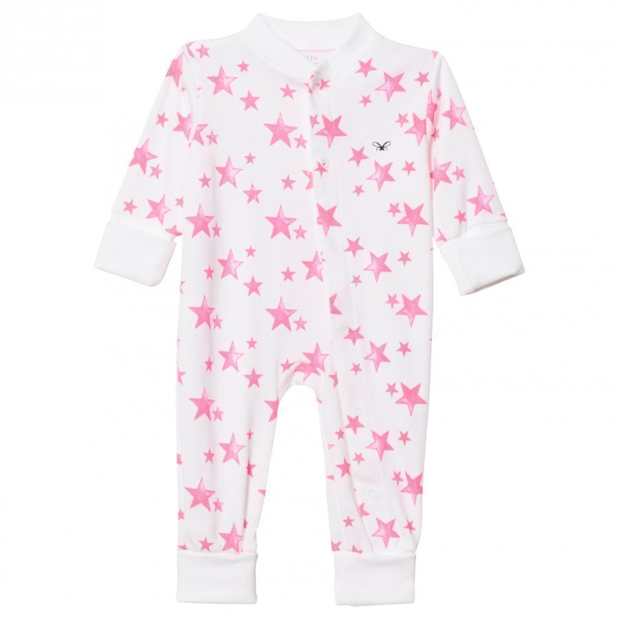 Livly Overall Hot Pink Stars Body