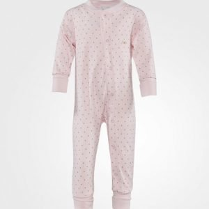 Livly Saturday Overall Pink/Gold Yöpuku