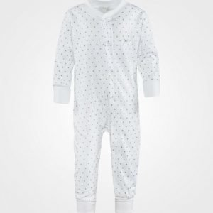 Livly Saturday Overall White/Silver Yöpuku