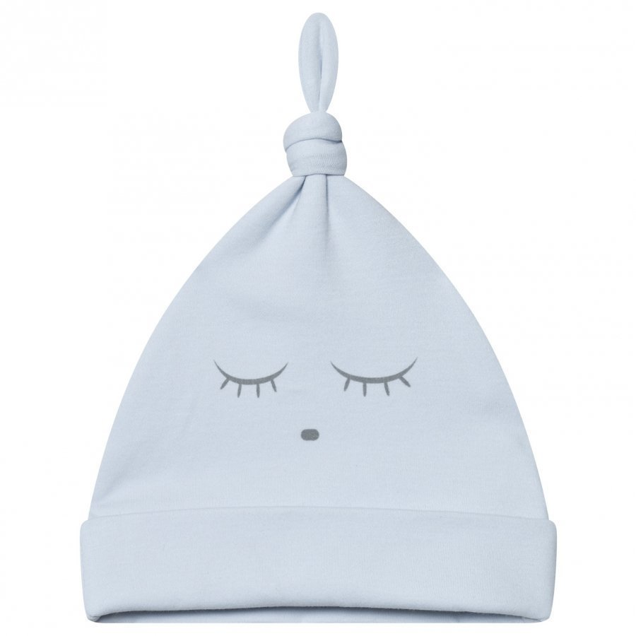 Livly Sleeping Cutie Tossie Hat Blue/Grey Pipo