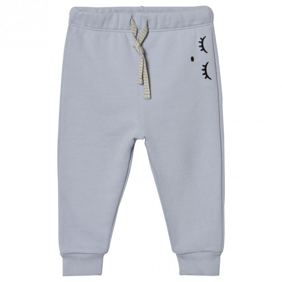 Livly Sweat Pants Sleeping Cutie/Ice Blue Verryttelyhousut