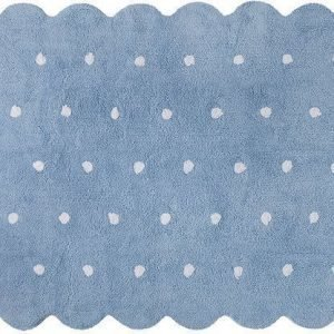 Lorena Canals Matto Galleta 120 x 160 cm Blue
