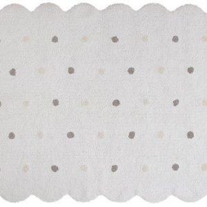 Lorena Canals Matto Galleta 120 x 160 cm Valkoinen