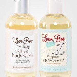 Love Boo Happy Baby Shower Vauvan Kylvetystarvike
