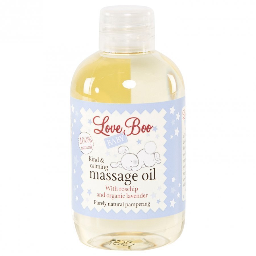 Love Boo Kind & Calming Massage Oil 100ml Öljy
