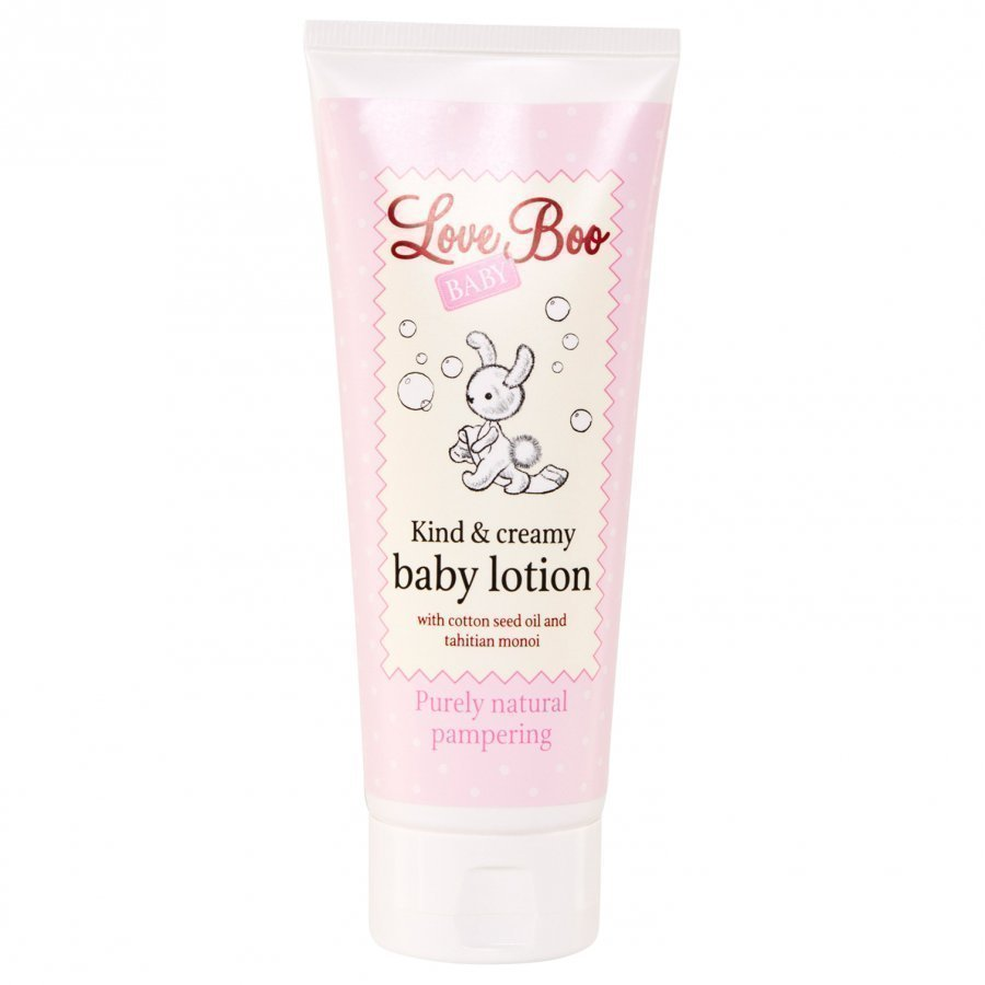 Love Boo Kind & Creamy Baby Lotion 100ml Voide