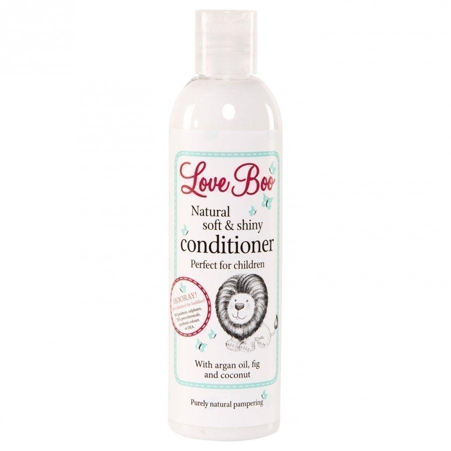 Love Boo Natural Soft & Shiny Conditioner 250ml Vauvan Kylvetystarvike