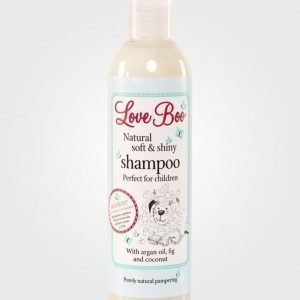 Love Boo Natural Soft & Shiny Shampoo 250ml Saippua