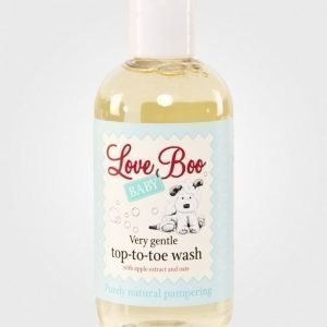Love Boo Very Gentle Top-To-Toe Wash 250ml Vauvan Kylvetystarvike