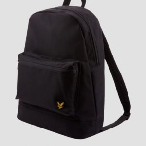 Lyle & Scott Backpack Reppu Musta