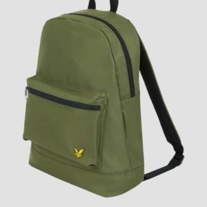 Lyle & Scott Backpack Reppu Vihreä