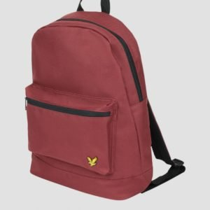 Lyle & Scott Backpack Reppu Violetti