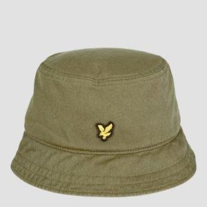 Lyle & Scott Bucket Hat Hattu Vihreä