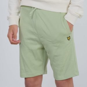 Lyle & Scott Classic Sweat Short Shortsit Vihreä