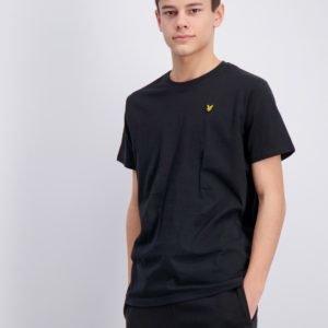 Lyle & Scott Classic T Shirt T-Paita Musta