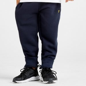 Lyle & Scott Logo Track Pants Housut Sininen