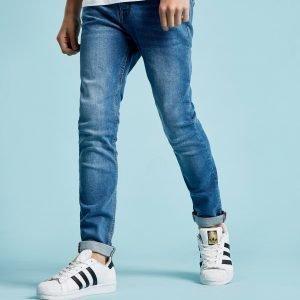 Lyle & Scott Skinny Jeans Sininen