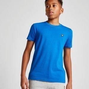 Lyle & Scott Small Logo Short Sleeve T-Shirt Sininen