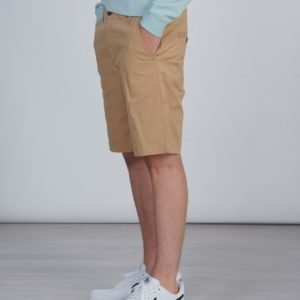 Lyle & Scott Stretch Chino Short Shortsit Beigestä