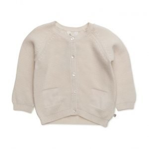Müsli by Green Cotton Knit Cardigan Baby
