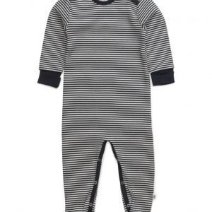 Müsli by Green Cotton Stripe Bodysuit
