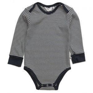 Müsli by Green Cotton Stripe L/Sl Body