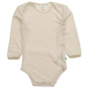 Müsli by Green Cotton Woolly L/Sl Body