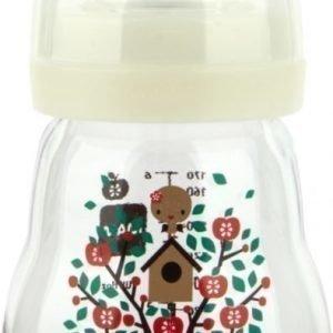 MAM Tuttipullo Lasia 170 ml Valkoinen