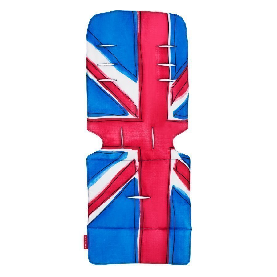 Maclaren Istuinalusta Universal Union Jack Princess Blue