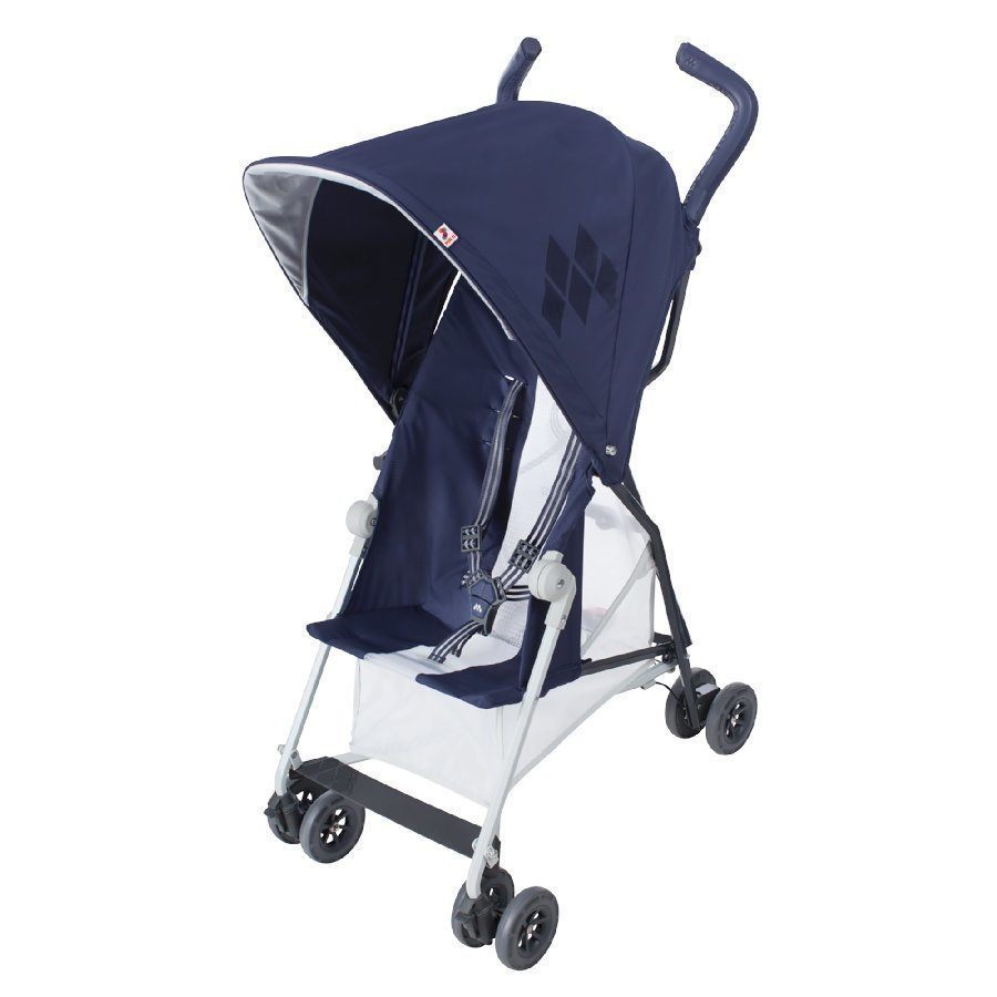Maclaren Mark Ii Recline Midnight Navy Rattaat