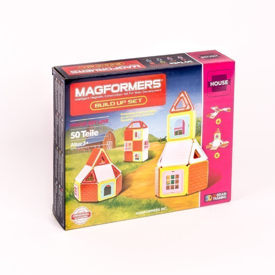 Magformers Build Up Setti