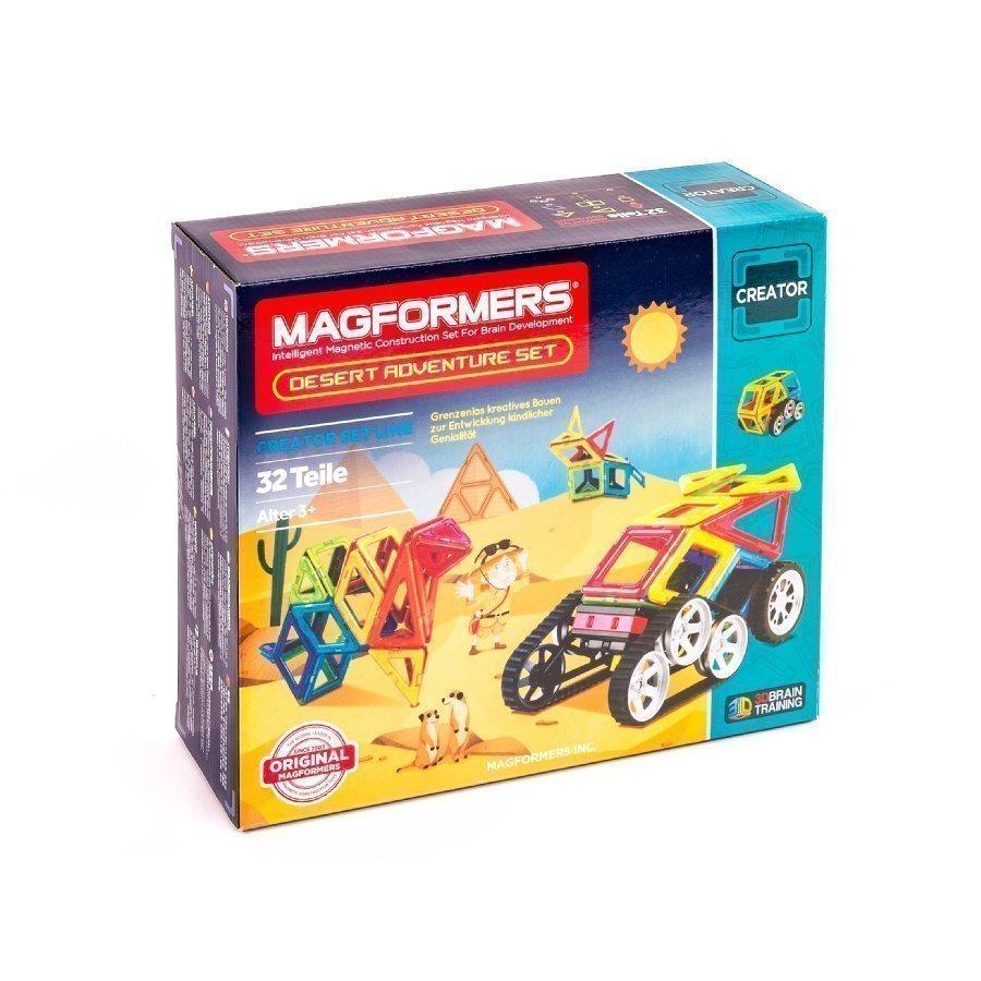 Magformers Desert Adventure Setti