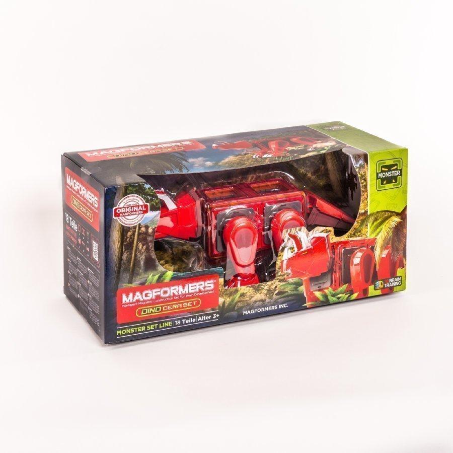 Magformers Dino Cera 18 Setti