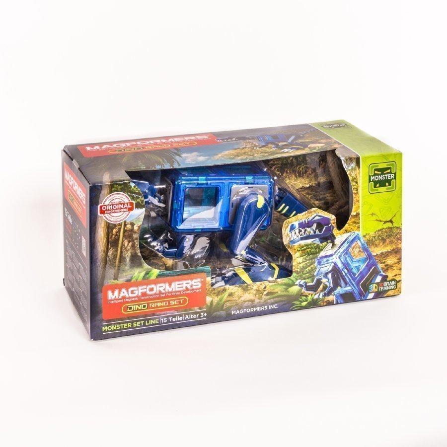 Magformers Dino Rano 15 Setti