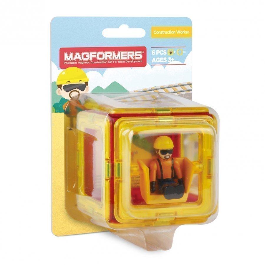 Magformers Figure Plus Construction Set Rakennuspalikat