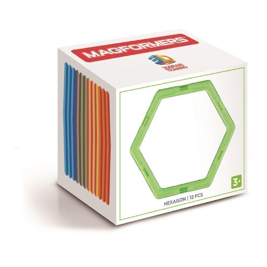 Magformers Hexagon 12 Setti