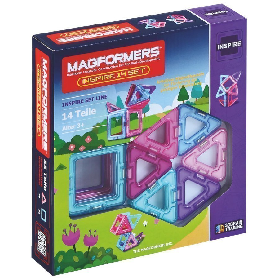 Magformers Inspire Setti 14