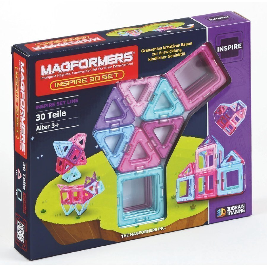 Magformers Inspire Setti 30