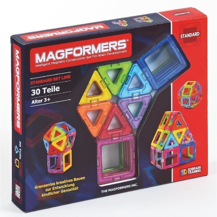 Magformers Jatkosetti 30