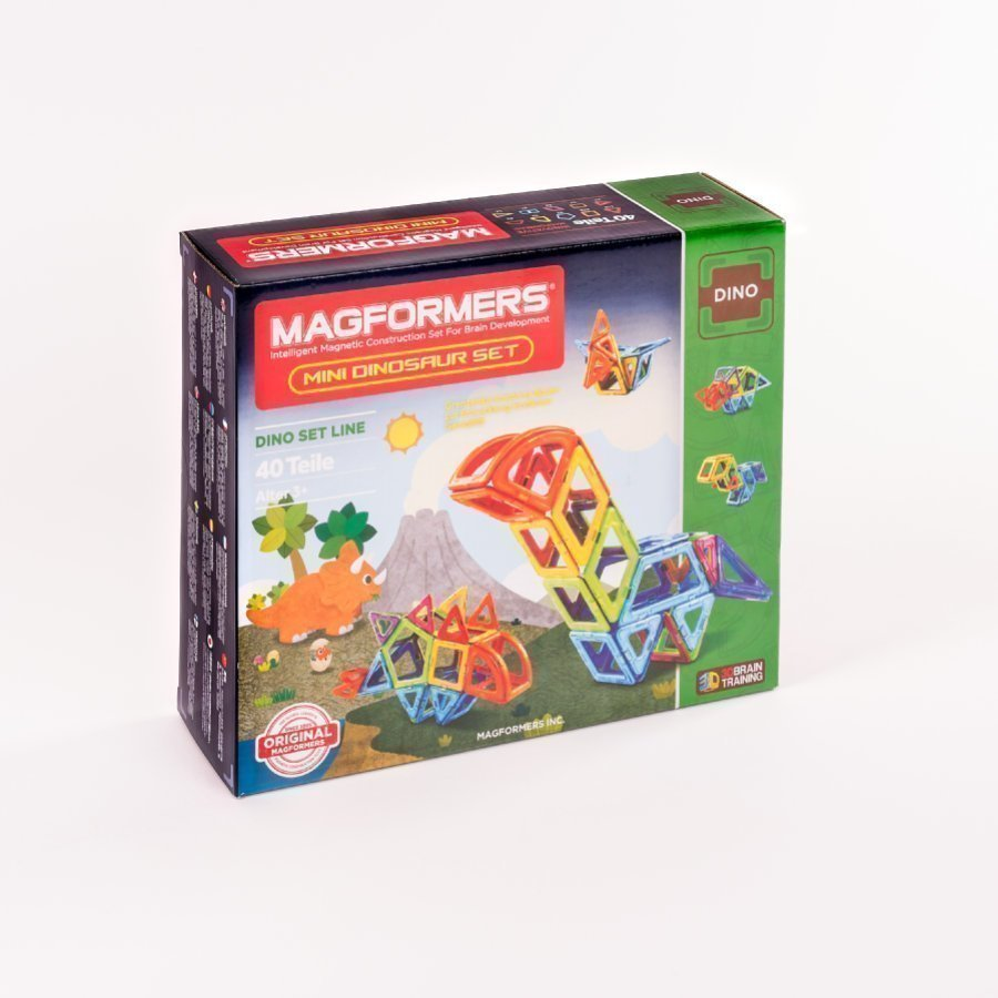 Magformers Mini Dino Setti