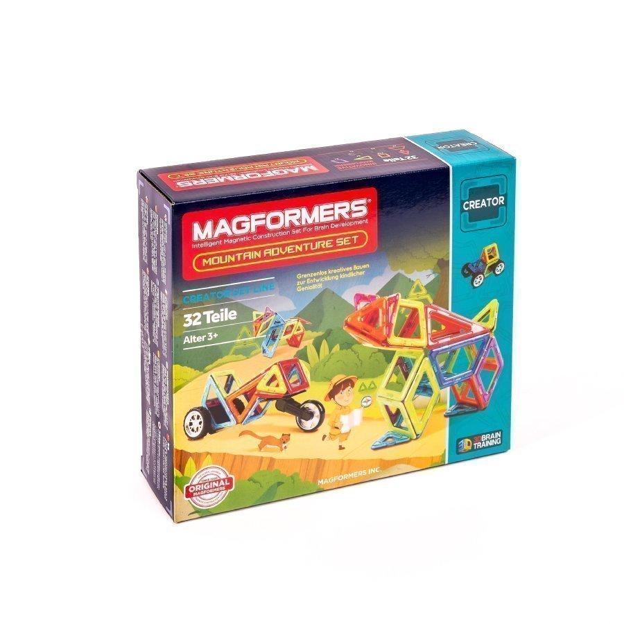 Magformers Mountain Adventure Setti